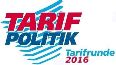 Logo Tarifrunde