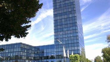 Hochhaus Süddeutsche Zeitung in München
