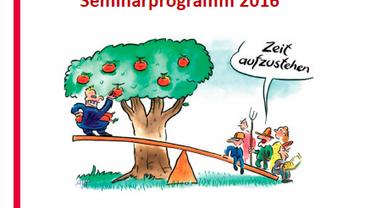 Bildungsprogramm Niederbayern 2016