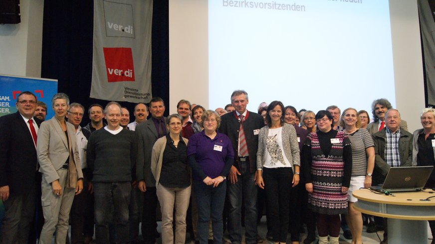 Bezirksvorstand Niederbayern