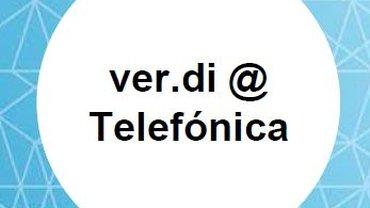 Logo ver.di @ Telefónica
