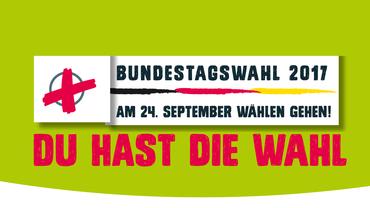 Betriebszeitung für die Beschäftigten im Gesundheitswesen zur Bundestagswahl 2017