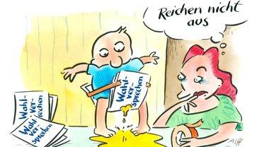 Zur Bundestagswahl