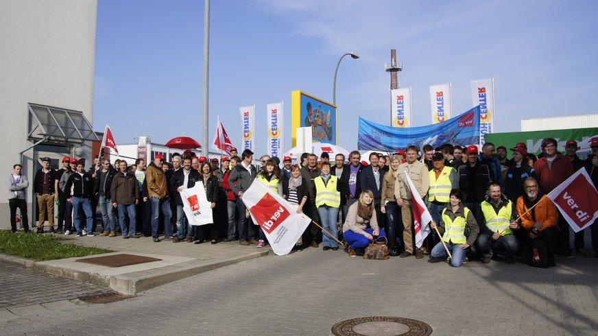 Tarifrunde, Streik, Telekom, Landshut, BzFB 09