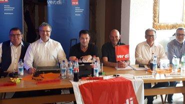 ver.di-Vertrauensleute von E.ON und UNIPER treffen sich in Klardorf