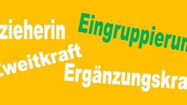 Logo Eingruppierung Erzieherin