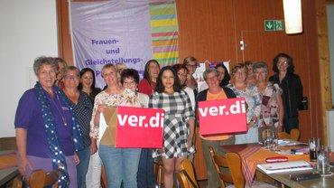 Mitgliederversammlung des Bezirksfrauenrat Niederbayern
