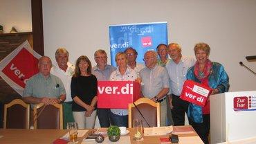 Mitgliederversammlung des BezirkseniorInnenausschuss Niederbayern