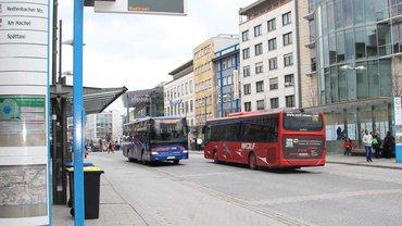 Am Tag nach dem Gemeinderatsbeschluss fahren in Pforzheim keine SVP-Busse mehr