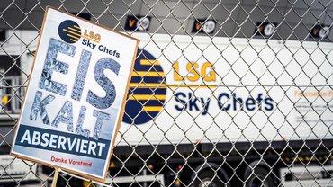 Soziale Kälte: Lufthansa plant den Verkauf der Cateringtochter LSG