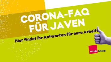 Corona FAQ für JAVen
