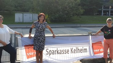 Kolleginnen aus der Kreissparkasse Kelheim