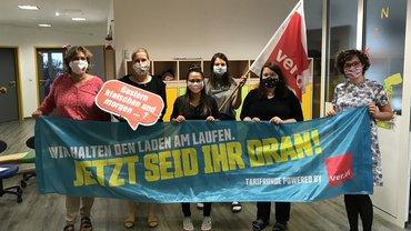 Tarifrunde öffentlicher Dienst in Niederbayern: Warnstreik und Aktionen in Landshut